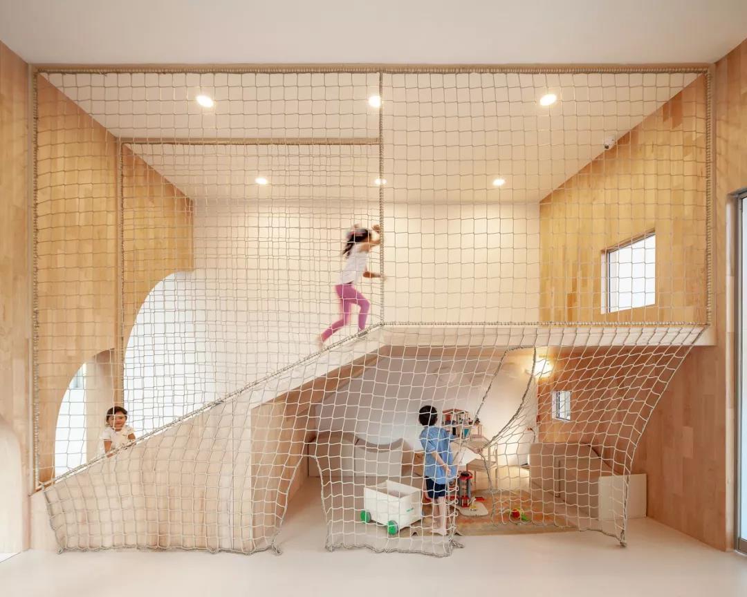 """""""游戏""""是孩子重要的学习方式,这3个儿童空间满足了一堆的孩子王17.jpg"""